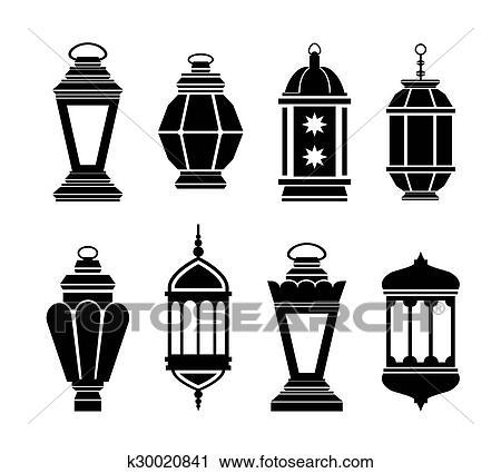 Ramadan Decorations Photography