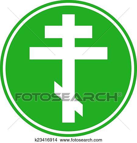 clipart religioso ortodosso croce bottone k23416914 cerca rh fotosearch it clip art religious free clipart religious