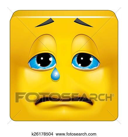 quadrato-emoticon-pianto-disegni__k26178