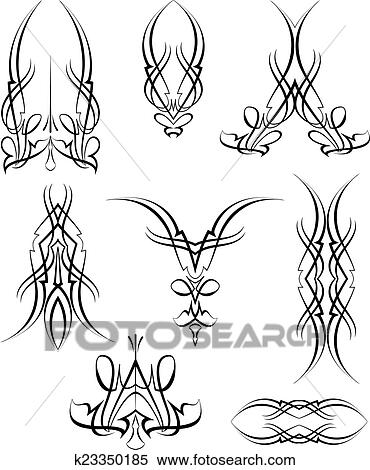 Pinstripe Cliparts, Stock Vector And Royalty Free Pinstripe Illustrations