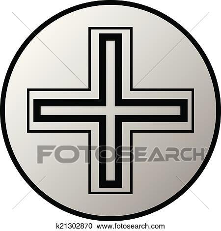 clipart religioso croce bottone k21302870 cerca clipart rh fotosearch it clipart religious christmas clip art religious free