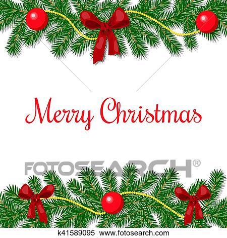 Buon Natale Ornament.Buon Natale Cartolina Clipart
