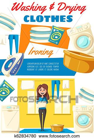 Washed Clothes Stock Illustrations – 593 Washed Clothes Stock  Illustrations, Vectors & Clipart - Dreamstime
