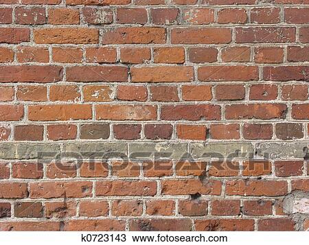 Colección de foto - pared ladrillo, viejo k0723143 - Buscar fotos e ...