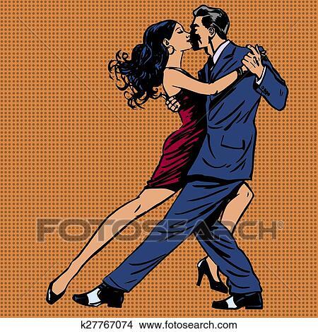 cercare pareja a ballare il tango