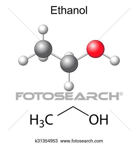 ethanol formule