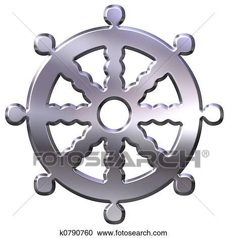 Stock Illustrationen Buddhismus Symbol K0790760 Suche Clipart