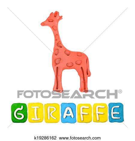 Atemberaubend Farbe Der Giraffe Galerie - Beispielzusammenfassung ...