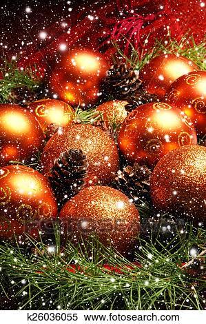 Hintergrund Weihnachten.Weihnachten Hintergrund Stock Fotografie
