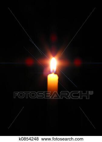 Images - lumière bougie k0854248 - Recherchez des Photos, des Images ... caae3ad24e3d