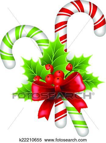 Clipart Weihnachtsdeko K22210655 Suche Clip Art Illustration
