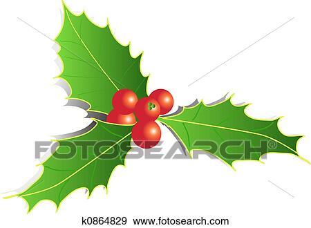 Stock Illustration Weihnachtsdeko K0864829 Suche Clipart