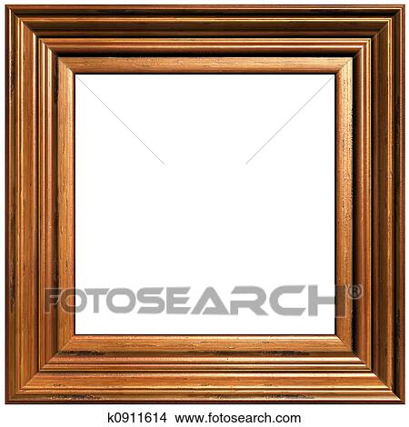 Drawings Of Art And Craft Picture Frame K0911614 Search Clip Art