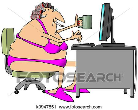 clipart of online chat k0947851 search clip art illustration rh fotosearch com online clipart maker online clipart