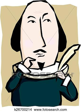 clipart of shakespeare k26700214 search clip art illustration rh fotosearch com shakespeare clipart free william shakespeare clipart
