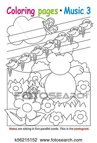 Art Therapy coloring page Music 12 | 470x318