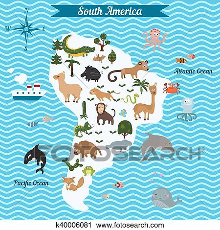 Cartoon map of South America contin Clipart on nc map clip art, nyc map clip art, maine map clip art, va map clip art, connecticut map clip art, wv map clip art, sc map clip art, north dakota map clip art, az map clip art, tn map clip art, ca map clip art,