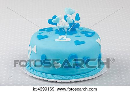 Cool Birthday Valentine Cake Stock Photo K54399169 Fotosearch Funny Birthday Cards Online Inifofree Goldxyz