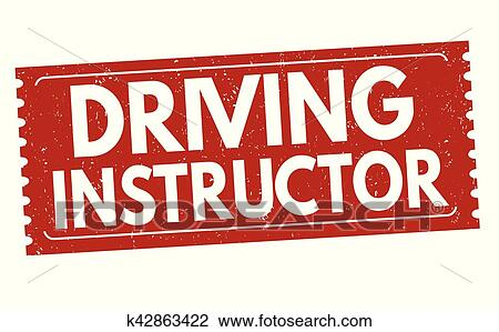 Driving School Stock Vector Illustration And Royalty Free Driving School  Clipart