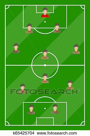 Football Field Grass Clipart Svg Royalty Free Download - Lawn, HD Png  Download - vhv