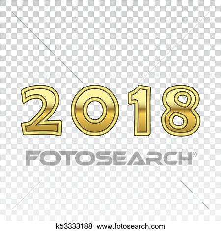 Happy New Year Transparent Background 74
