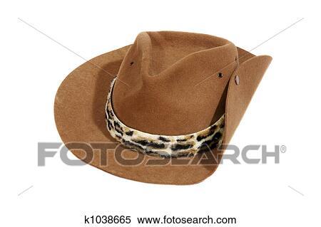 Australian or american cowboy hat Stock Image k1038665 797080cda8f