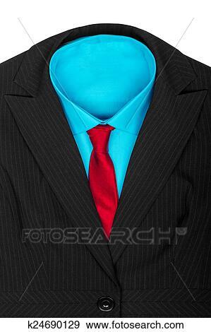 Colección Chaqueta Formal Negra Suit Camisa De Fotografía Azul PqvrP7