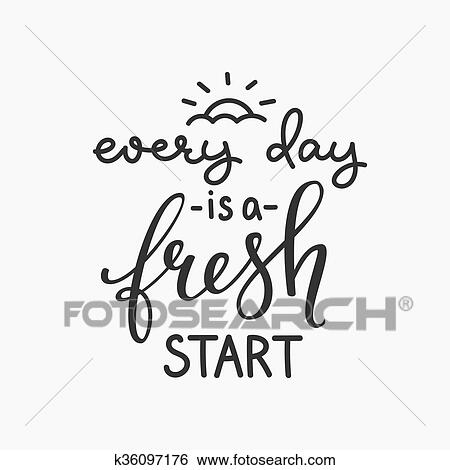 Clip Art Of Quotes Motivation For Life And Happiness Morning
