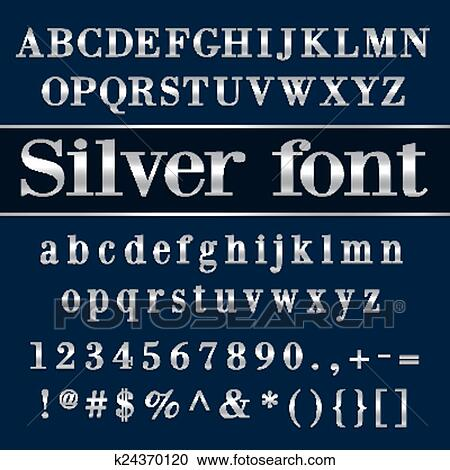 Sfondo blu argento