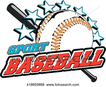 clip art of baseball ball k18693868 search clipart illustration rh fotosearch com t ball clipart images tball clipart frame
