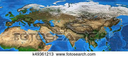 High Resolution Map Of Europe.Fscomps Fotosearch Com Compc Csp Csp116 Eurasia Hi