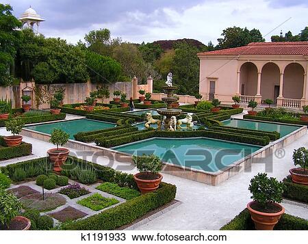 Stock Foto Arbeiten Garten Entwurf K1191933 Suche Stock