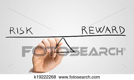 Pictures Of Diagram Of Seesaw Showing Risk And Reward K19222268