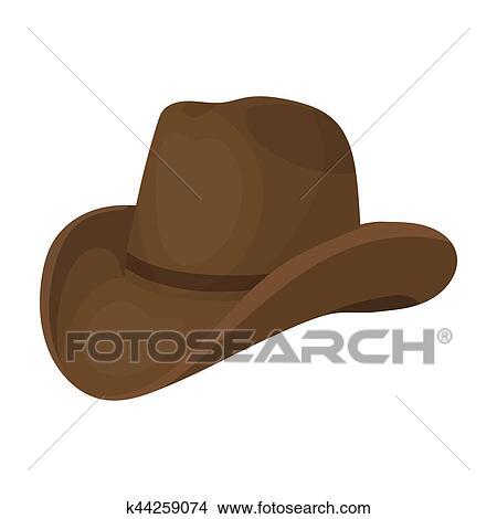 Dibujos - sombrero vaquero 54cf7460ab8