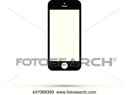 Cell Phone Icon >> Mobile Phone Cell Phone Icon Clip Art