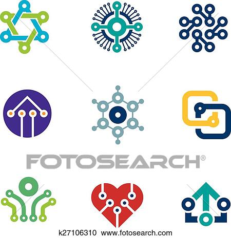 clipart of future innovation technology comput k27106310 search