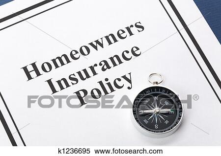 Homeowners Insurance Stock Photography | k1236695 | Fotosearch