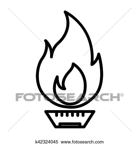 Clipart Of Natural Gas Illustration Design K42324045 Search Clip