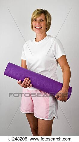 Physically Fit Women Stock Photograph K1248206 Fotosearch Women are programmed to select healthy male specimens. fotosearch