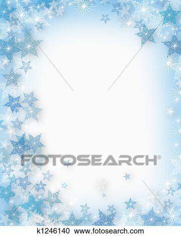 Hintergrund Weihnachten.Weihnachten Schneeflocken Hintergrund Clipart