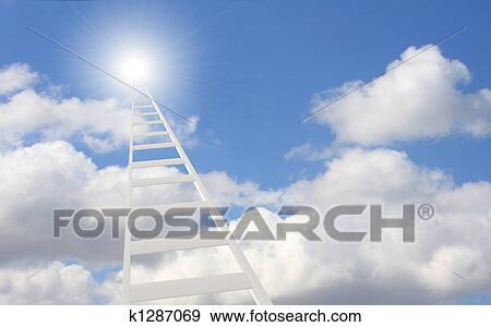 Bilder leiter in den himmel