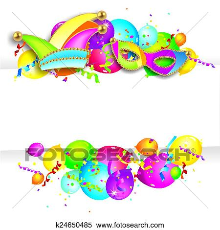clipart of colorful carnival background k24650485 search clip art