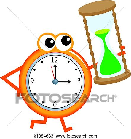 drawing of timer time k1384633 search clipart illustration fine rh fotosearch com free clipart timer timber clip art
