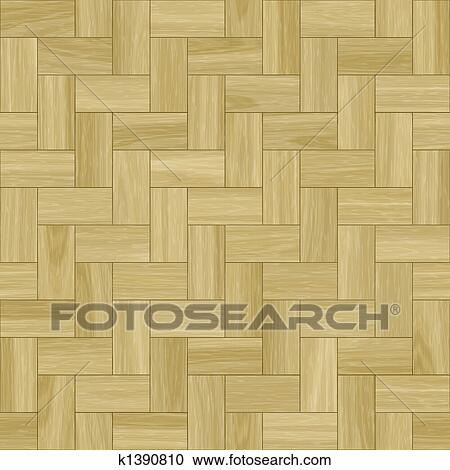 Stock Illustrations Of Wooden Parquet Flooring K1390810 Search