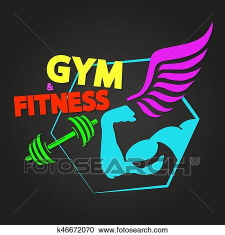 Sporthalle Clipart