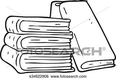 Livre Clipart Noir Et Blanc Livre Clipart Noir Et