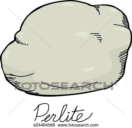 Clipart perlite rocher dessin k24464566 recherchez - Dessin rocher ...