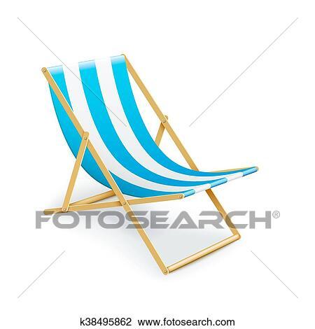 Mann im liegestuhl clipart  Clipart - einzel, abgestreift, liegestuhl k38495862 - Suche Clip Art ...