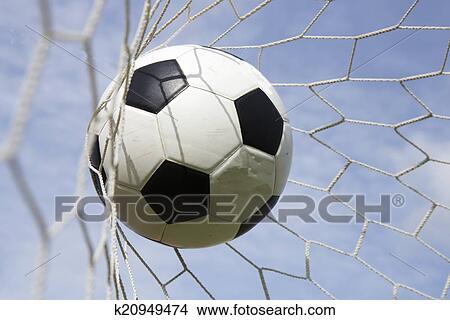 Kresby Fotbal Koule Do Ta Branka Cisty K20949474 Hledat