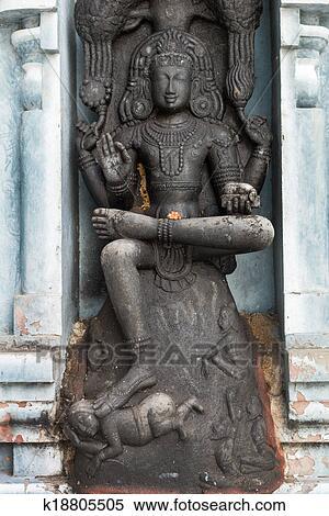 Banque Dimage Sri Dakshinamurthy Les Avatar De Shiva